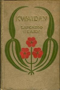 Kwaidan Stories and Studies of Strange Things