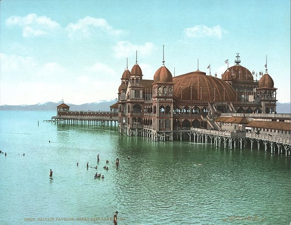 773px Saltair Pavilion 1900