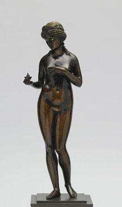 508px Antico Venus as Spiritual Love Venus Caritas Walters 541027