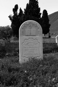 Margaret Hughes, died 1876, age 37. David's mother, perhaps?