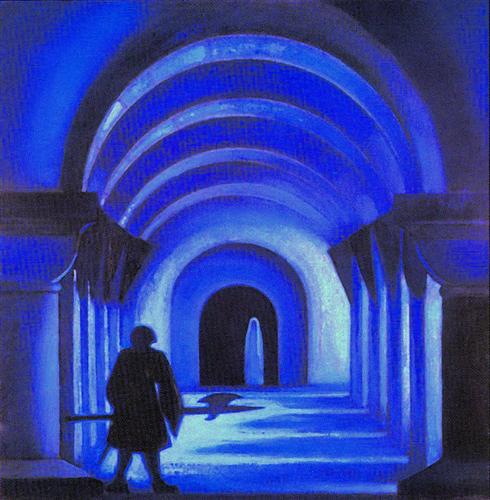 Chapel, Nicholas Roerich