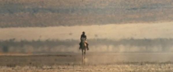 High plains drifter stranger
