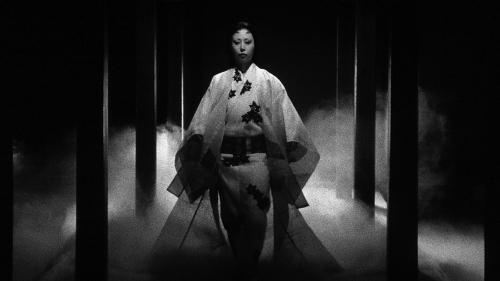 Kuroneko ghost