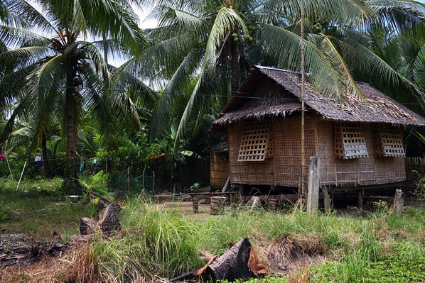 800px Stilt house at Kalibo Aklan Philippines