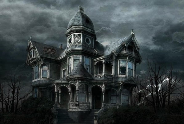 Dark mansion by jailem d32bfx0