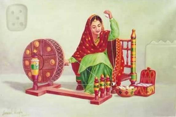 111314 xcitefun the richest punjabi culture paintings 2
