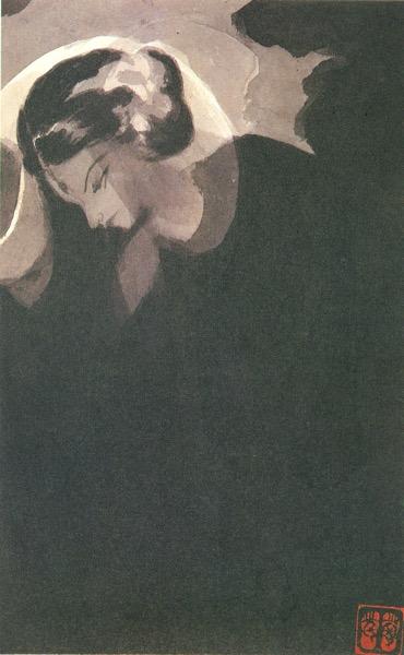 G Tagore Moonlight Fairy