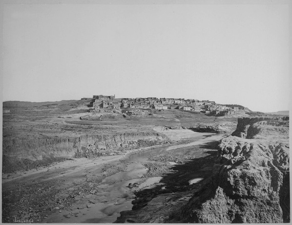 Lossy page1 781px A general view of the Laguna Pueblo New Mexico 1879 NARA 542443 tif