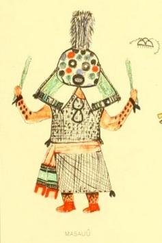 """Résultat de recherche d'images pour """"hopi mythology maasaw"""""""