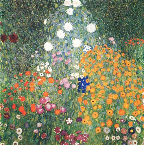 Flower garden 1907 jpg Blog