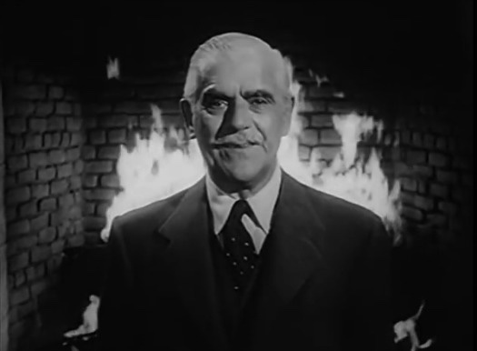 Boris karloff the veil