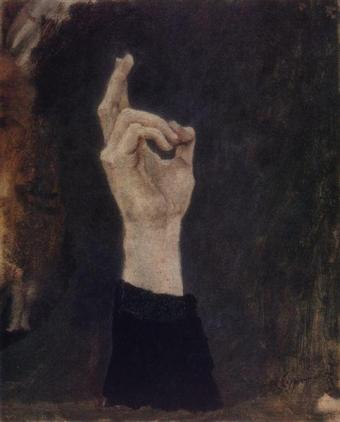 Hand of boyarynya morozova jpg Large