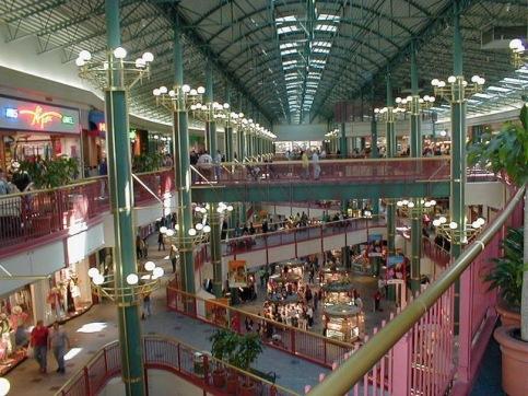 Mall of America interior
