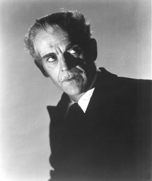 Boris Karloff, House of Frankenstein (1944)