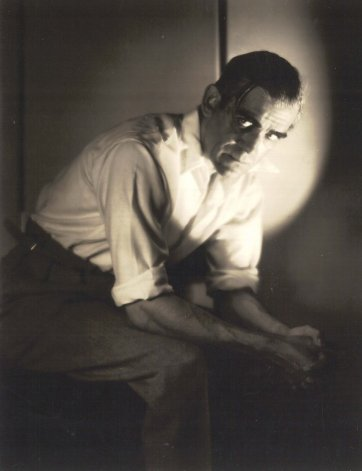 Boris Karloff, Date unknown
