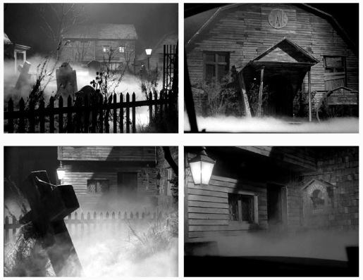 The village of Whitewood, from Horror Hotel (1960)