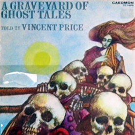 A Graveyard of Ghost Tales, Vincent Price
