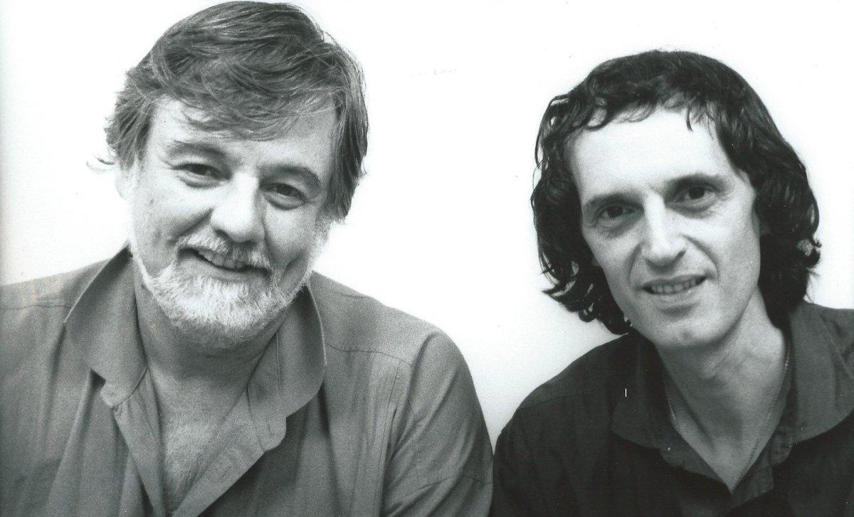 Dario Argento and George A. Romero