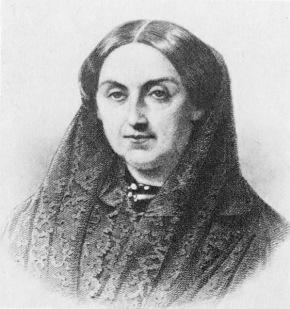 Cecilia Francisca Josefa Böhl de Faber, aka Fernán Caballero (1796 - 1877)