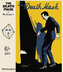 The Death Mask book cover