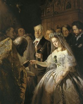 The Unequal Marriage (Pukirev)